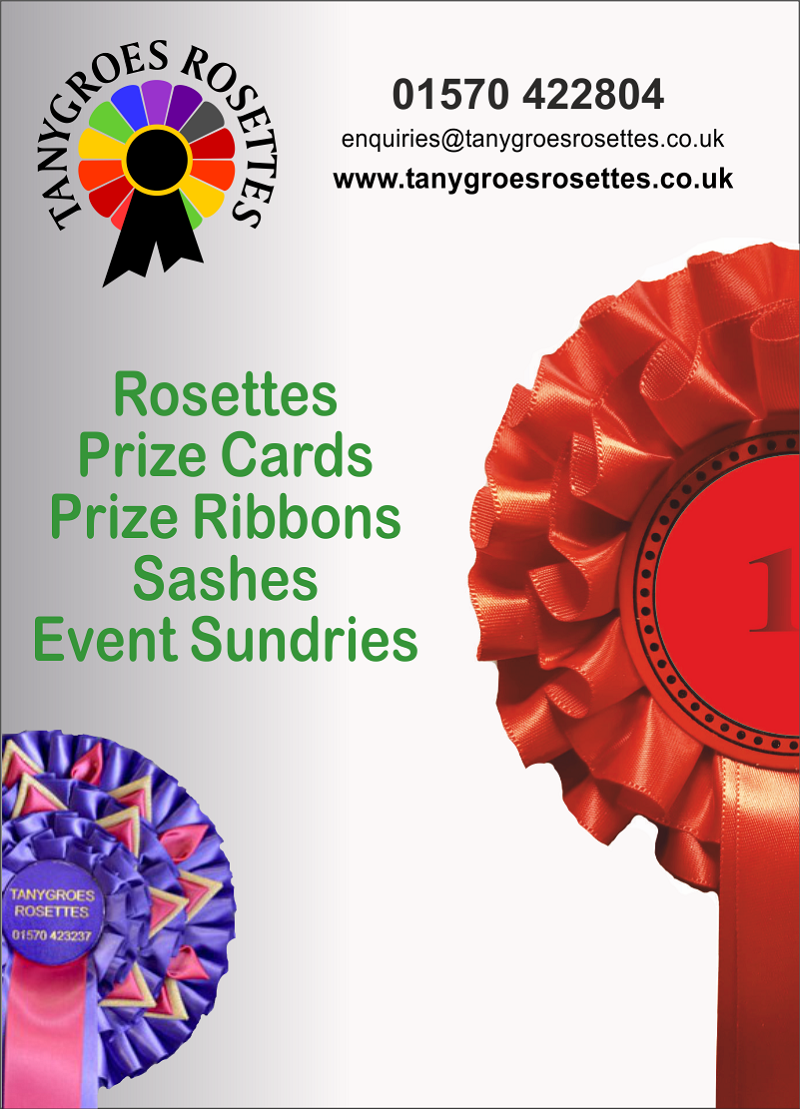 Tanygroes Rosettes Ltd